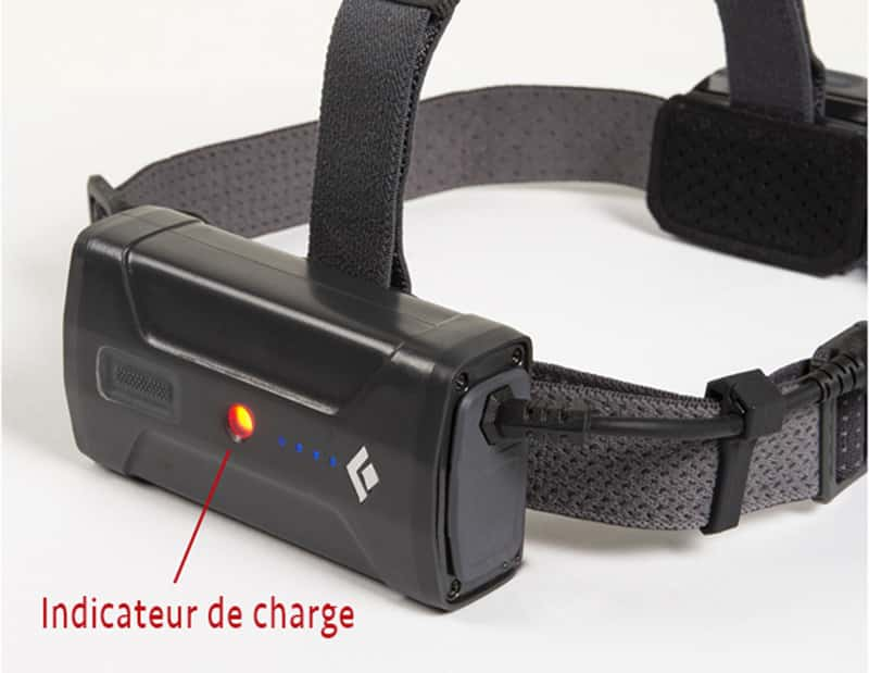 Indicateur de charge Black Diamond Icon