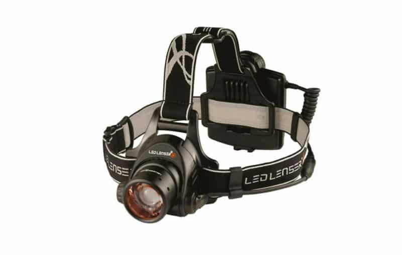 lampe frontale Led lenser h14r.2