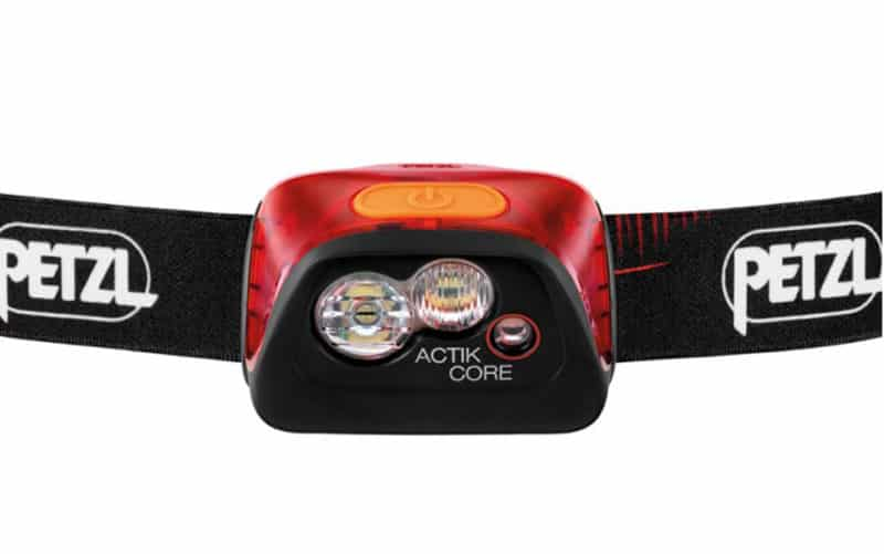 Petzl Actik Core optique