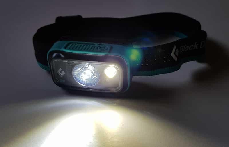 Black Diamond Spot LED blanche