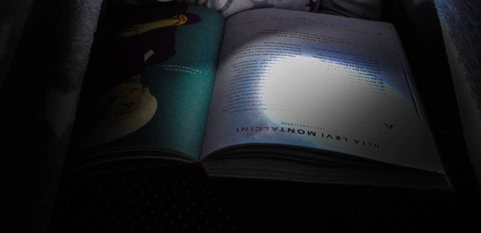 lampe frontale pour la lecture