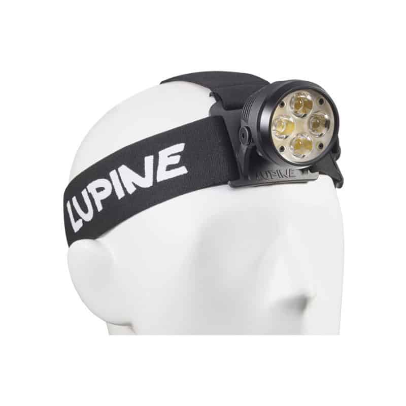 lampe frontale lupine Wilma RX 7